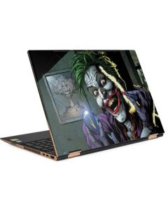 The Joker Put on a Smile HP Spectre Skin