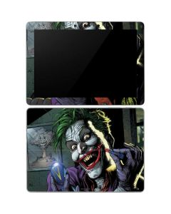 The Joker Put on a Smile Surface Go Skin