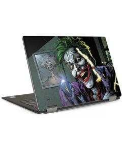 The Joker Put on a Smile Dell XPS Skin