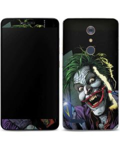 The Joker Put on a Smile ZTE ZMAX Pro Skin