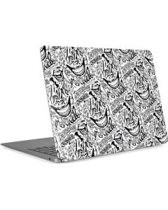 The Jokers Tattoo Print Apple MacBook Air Skin