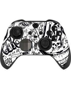 The Jokers Tattoo Print Xbox Elite Wireless Controller Series 2 Skin