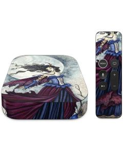 The Moon is Calling Fairy and Dragon Apple TV Skin