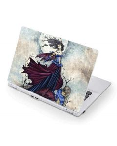 The Moon is Calling Fairy and Dragon Acer Chromebook Skin