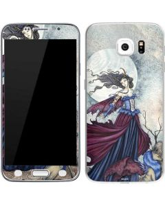 The Moon is Calling Fairy and Dragon Galaxy S6 Skin