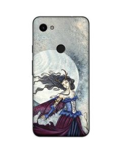 The Moon is Calling Fairy and Dragon Google Pixel 3a Skin