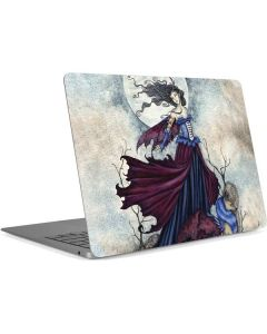 The Moon is Calling Fairy and Dragon Apple MacBook Air Skin