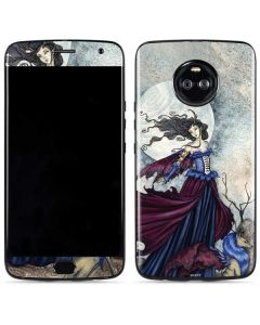 The Moon is Calling Fairy and Dragon Moto X4 Skin
