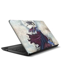 The Moon is Calling Fairy and Dragon HP Notebook Skin