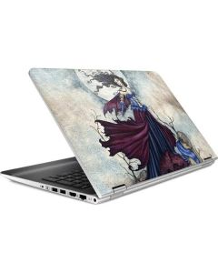 The Moon is Calling Fairy and Dragon HP Pavilion Skin
