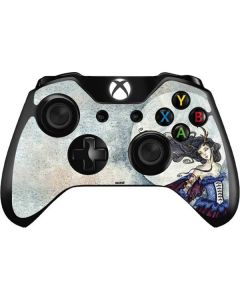 The Moon is Calling Fairy and Dragon Xbox One Controller Skin