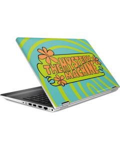 The Mystery Machine HP Pavilion Skin