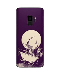 The Nightmare Before Christmas Galaxy S9 Skin