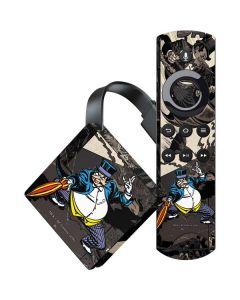 The Penguin Mixed Media Amazon Fire TV Skin