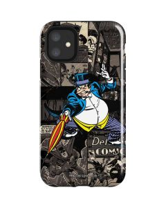 The Penguin Mixed Media iPhone 11 Impact Case