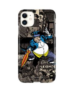 The Penguin Mixed Media iPhone 11 Lite Case