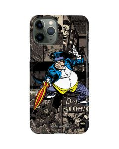 The Penguin Mixed Media iPhone 11 Pro Lite Case