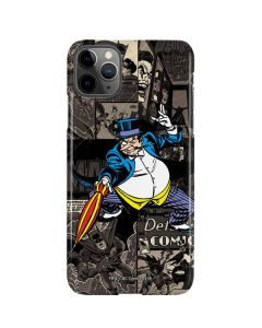 The Penguin Mixed Media iPhone 11 Pro Max Lite Case