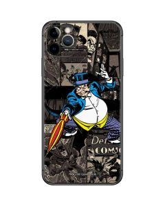 The Penguin Mixed Media iPhone 11 Pro Max Skin