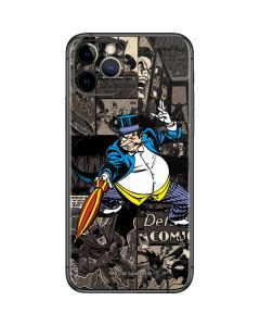 The Penguin Mixed Media iPhone 11 Pro Skin
