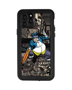 The Penguin Mixed Media iPhone 11 Pro Waterproof Case