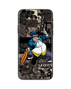 The Penguin Mixed Media iPhone 11 Skin