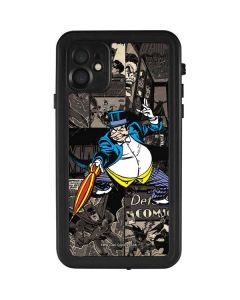 The Penguin Mixed Media iPhone 11 Waterproof Case
