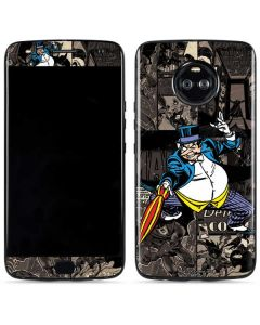 The Penguin Mixed Media Moto X4 Skin