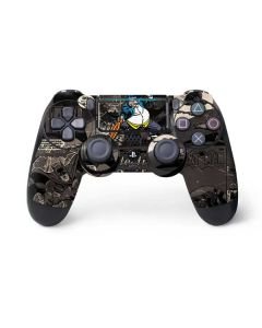 The Penguin Mixed Media PS4 Pro/Slim Controller Skin