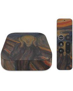 The Scream Apple TV Skin
