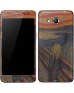 The Scream Galaxy Grand Prime Skin