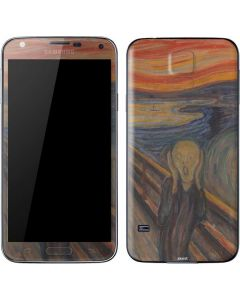 The Scream Galaxy S5 Skin