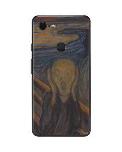 The Scream Google Pixel 3 XL Skin