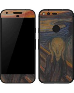 The Scream Google Pixel Skin