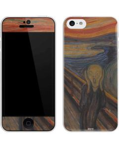 The Scream iPhone 5c Skin