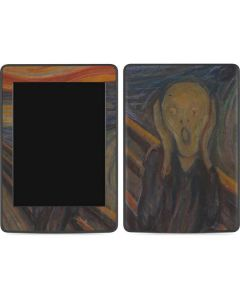 The Scream Amazon Kindle Skin
