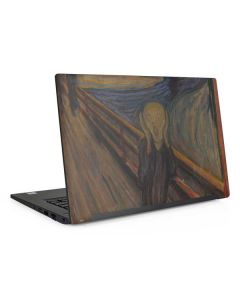 The Scream Dell Latitude Skin
