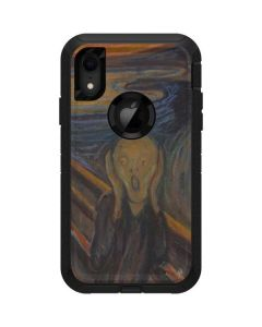 The Scream Otterbox Defender iPhone Skin