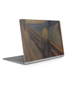 The Scream Surface Book 2 15in Skin