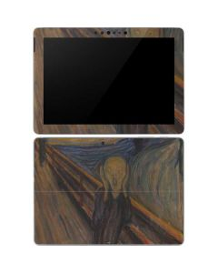 The Scream Surface Go Skin