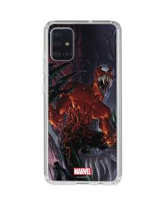 The Symbiotes Galaxy A51 Clear Case