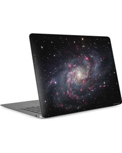 The Triangulum Galaxy Apple MacBook Air Skin