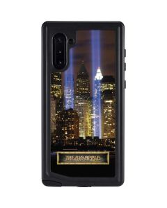 The Tribute in Light Memorial Galaxy Note 10 Waterproof Case