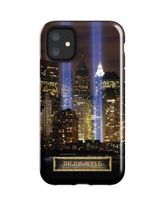 The Tribute in Light Memorial iPhone 11 Impact Case