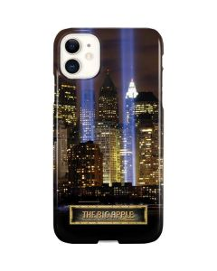 The Tribute in Light Memorial iPhone 11 Lite Case