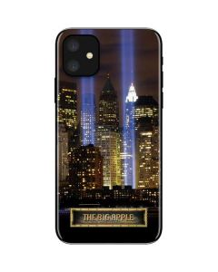 The Tribute in Light Memorial iPhone 11 Skin