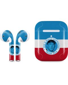 This Is Really Happening Trump 2016 Apple AirPods 2 Skin