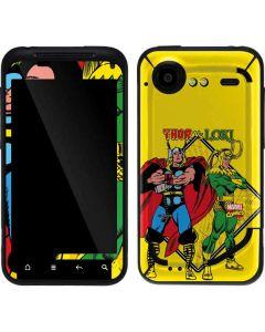 Thor vs Loki Droid Incredible 2 Skin