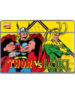 Thor vs Loki Galaxy Book Keyboard Folio 12in Skin
