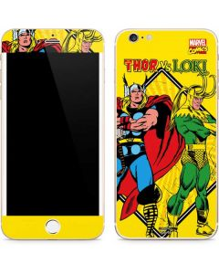 Thor vs Loki iPhone 6/6s Plus Skin